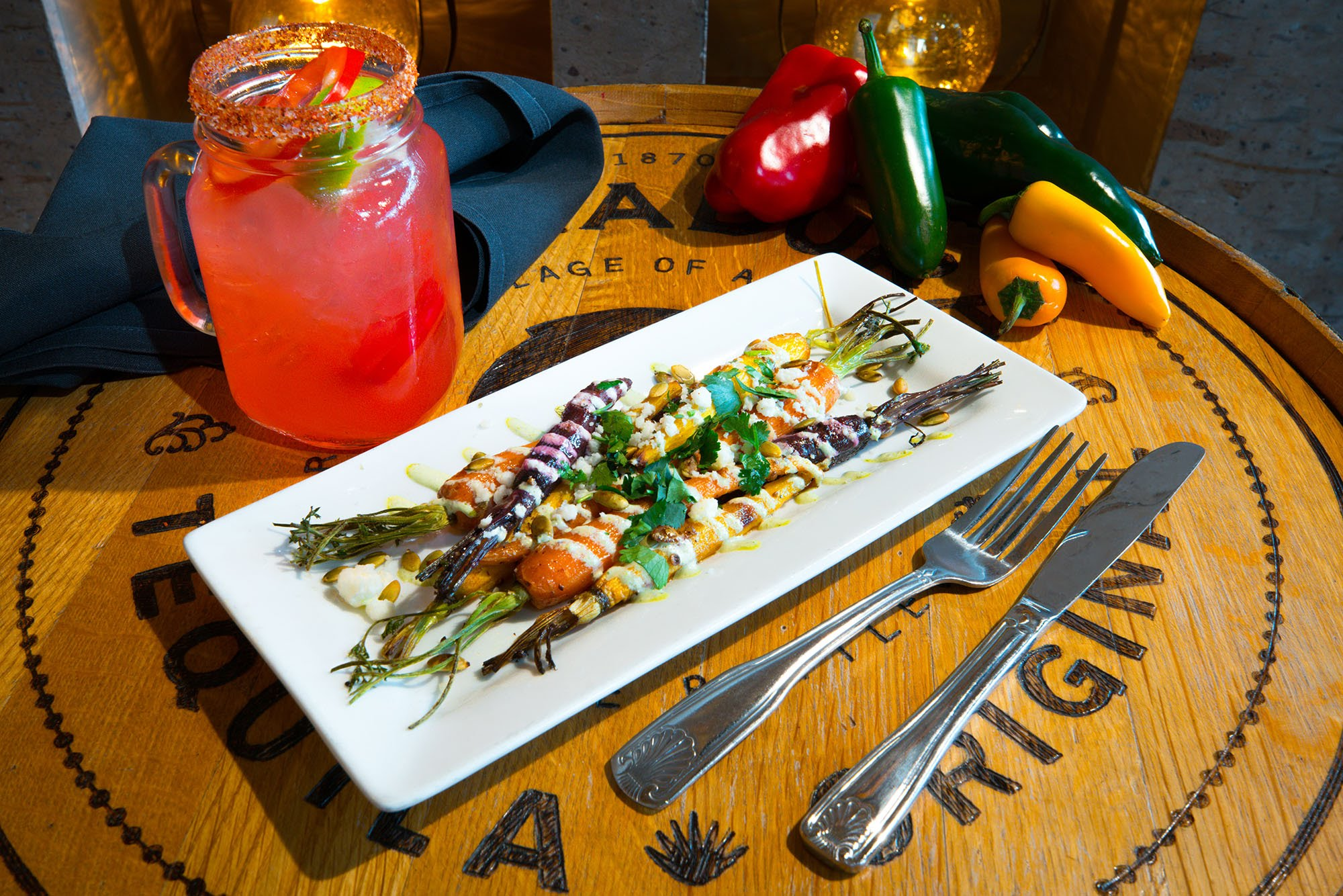 Agave Cocina & Tequila Asparagus