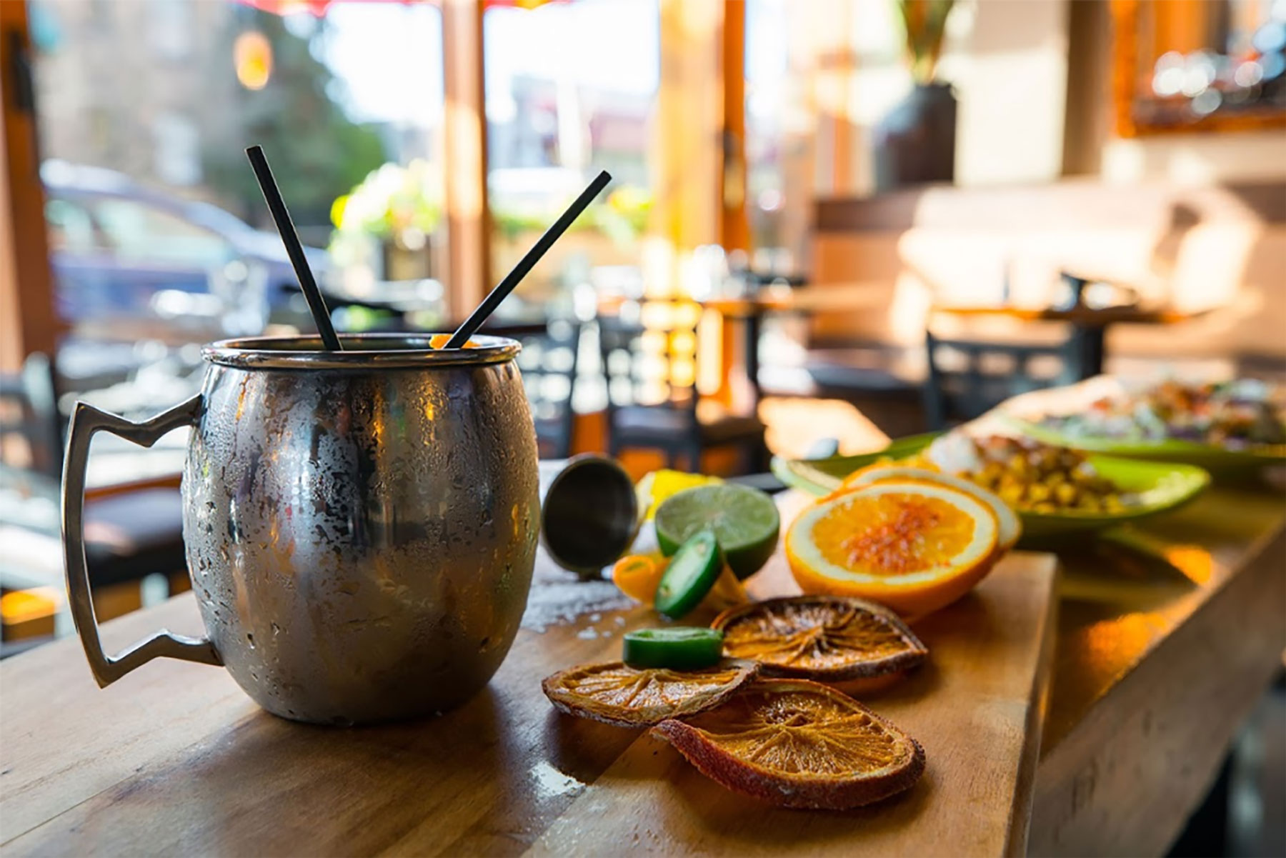 Agave Cocina & Tequila Moscow Mule