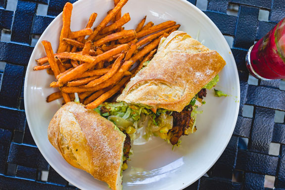 Agave Cocina & Tequila Mexican Sandwich