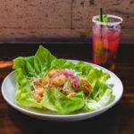 Agave Cocina & Tequila Shrimp Salad