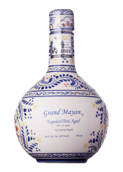 Agave Cocina Grand Mayan Tequila