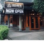 Agave Cocina & Tequilas entrance to their West Seattle location